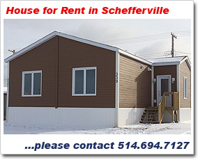house for rent schefferville